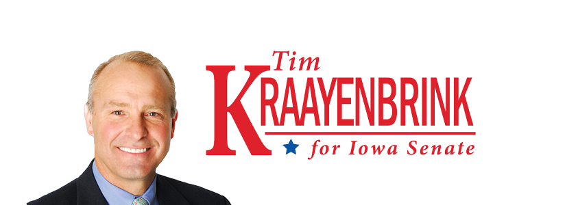 Kraayenbrink for Iowa Senate